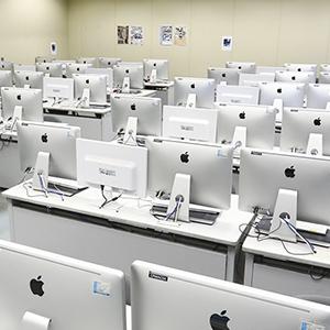 造形芸術科コンピュータ室