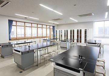 第1理科実験室