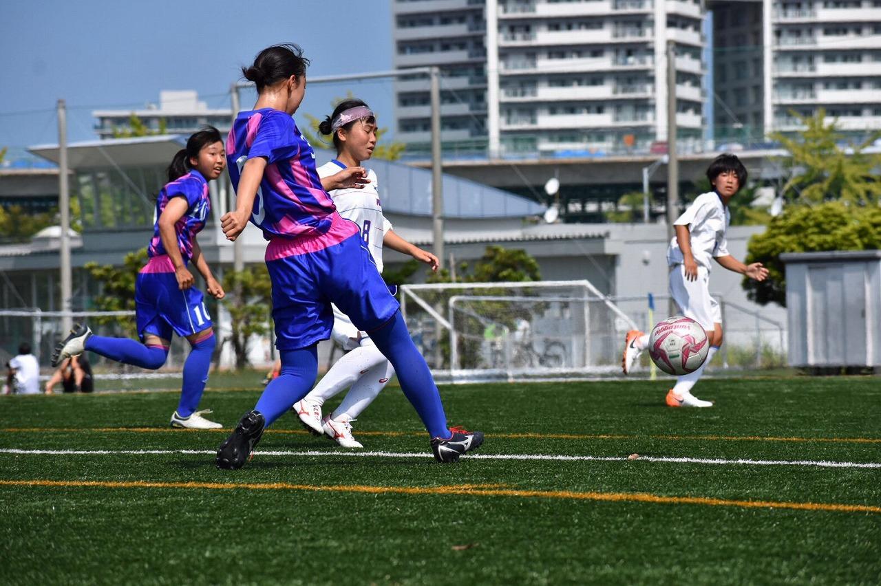サッカー 選手権 女子