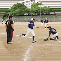 男子ソフトボール部