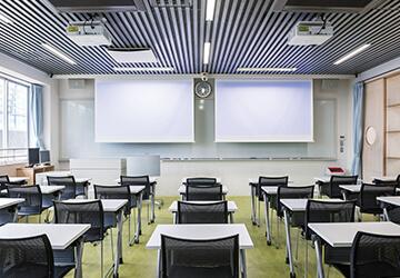 A・B教室