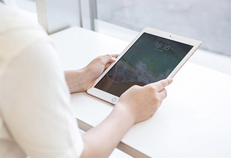 iPad導入します!