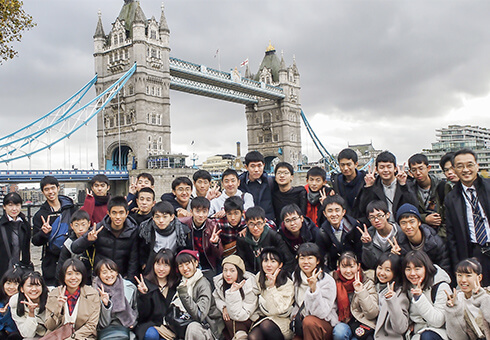 ロンドン語学研修